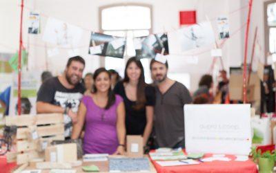 En la VI Feria del Mercado Social de Aragón