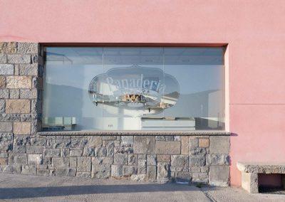 Obrador de pan y vivienda en Boltaña (Huesca)
