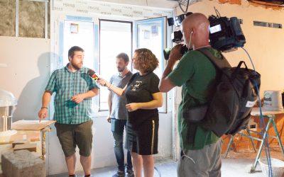 Entrevista en Aragón en Abierto