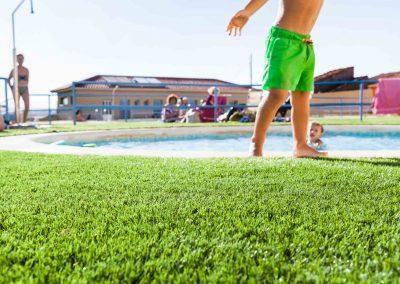 Adecuación y mejora de las piscinas de Cortes de Aragón (Teruel)