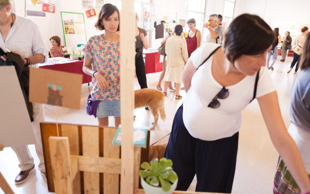 VII Feria del Mercado Social de Aragón