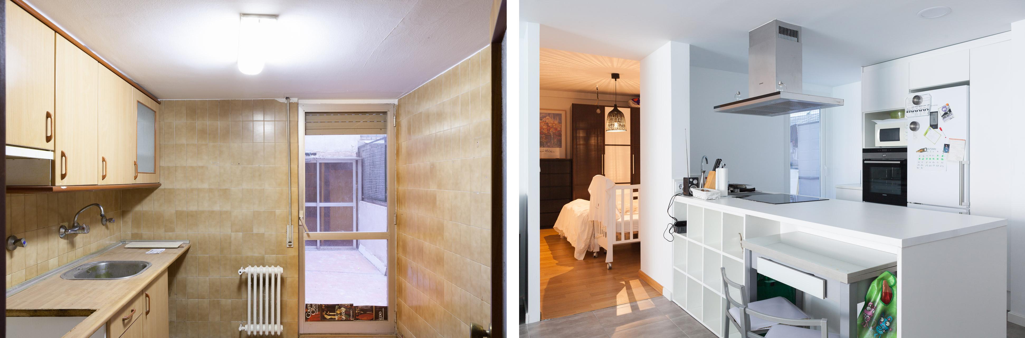 Reforma integral de vivienda en Zaragoza