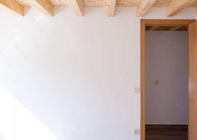 Reforma integral de espacios en Zaragoza. Ético · sostenible · saludable.