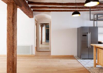 Proyecto y obra de vivienda ecológica